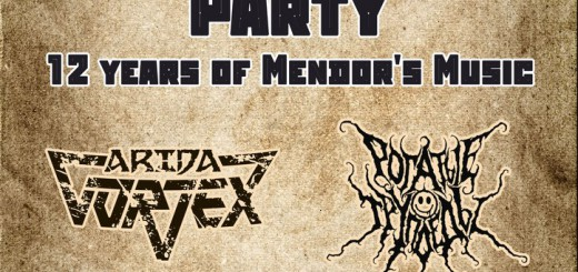 Retro Cover Party: 12 years of Mendor's Music